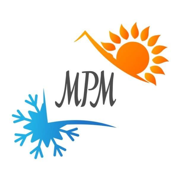 MPM Air and Heat LLC Logo