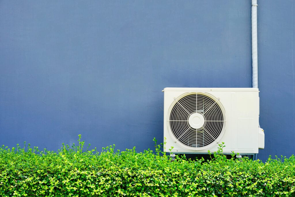 Photo of Outdoor Heat Pump by MPM Air and Heat